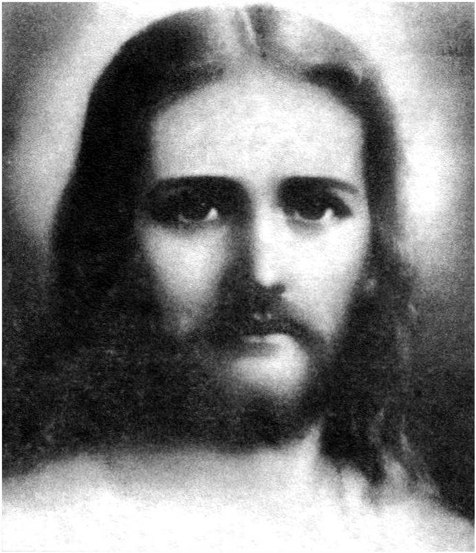 Bild von Esu/Jesus im Phönix-Journal 02