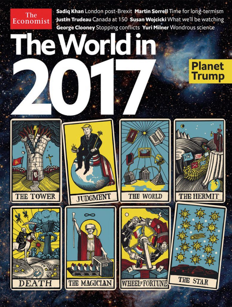 Cover The Economist 2017
