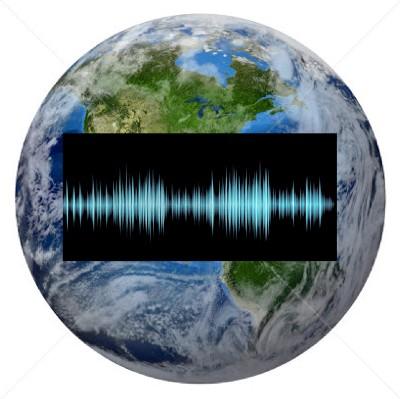 Mysteriöse Geräusche der Erde