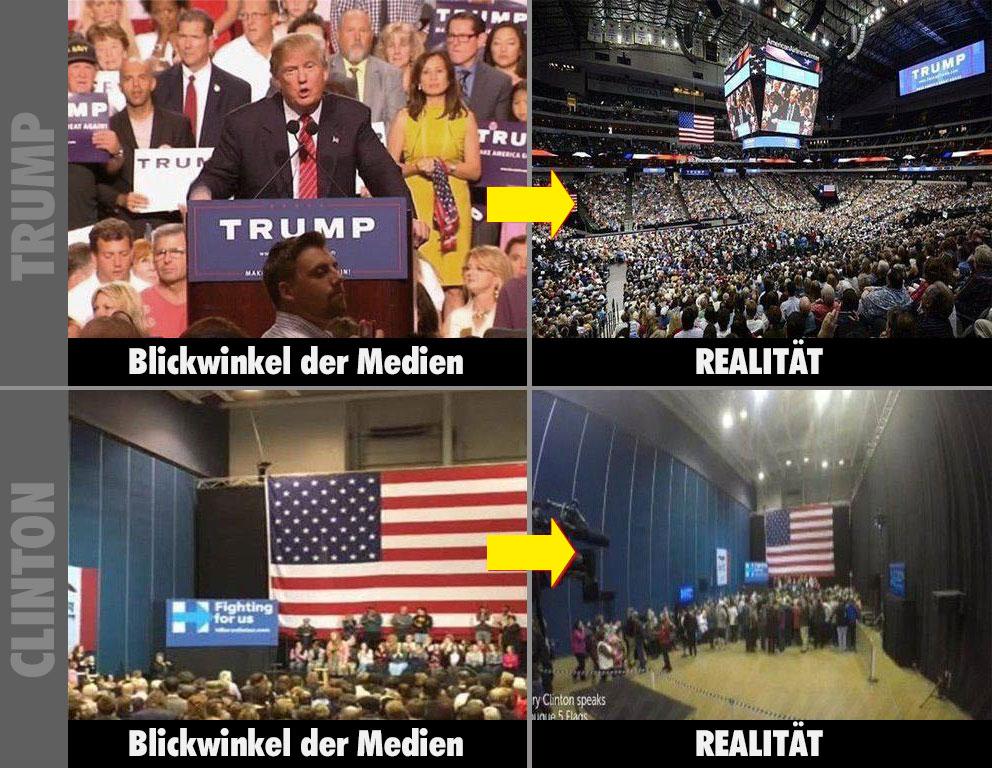 Realität und Scheinrealität