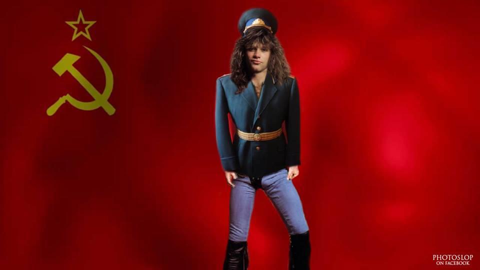 Spion Jon Bon Jovi