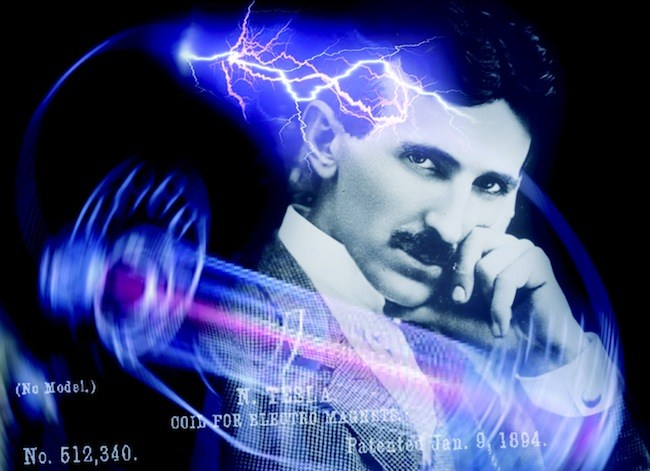 Bild: The Remarkable Life of Nikola Tesla, Quelle: wiredcosmos.com